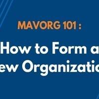 New Organization Interest Session