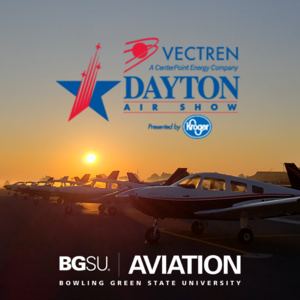 BGSU @ Vectren Dayton Air Show