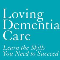 Loving Dementia Care 2020 flyer