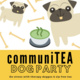 CommuniTEA Dog Party