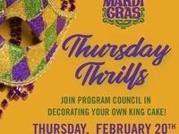 Thursday Thrills