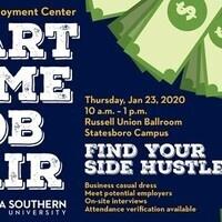 Statesboro Campus | Part-Time Job Fair