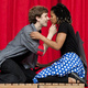 Photo of the the Romeo and Juliet from the Cincinnati Shakespeare Company.