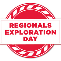 Regional Exploration Day logo.
