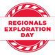 Regionals Exploration Day logo.