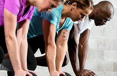 HIIT - Free Group Exercise Class