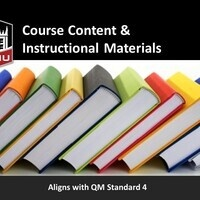 **ONLINE** Quality Online Course Series: Course Activities and Student Engagement