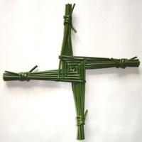 Take & Make Craft: St. Brigid's Cross