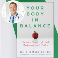 Writers LIVE! Dr. Neal Barnard, Your Body in Balance