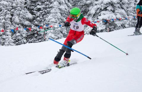 Winter Park SL/GS Races