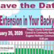 """Council to Community Banquet, """"MU Extension in Your Backyard"""""""