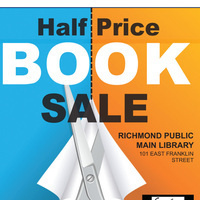 Half Price Book Sale