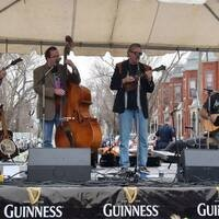 The Anvil Brothers at the Shady Grove Coffeehouse