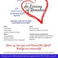 36th Annual Evening of Romance Gala