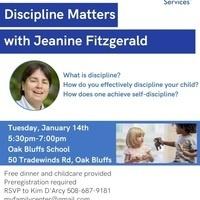 Discipline Matters
