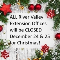 RVED Offices CLOSED for Christmas Eve