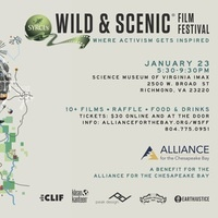 The Alliance for the Chesapeake Bay hosts the 2nd Annual Wild & Scenic Film Festival