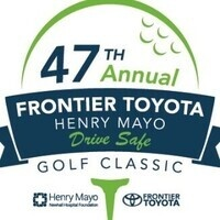 """**CANCELED: 47th Annual Frontier Toyota/Henry Mayo """"Drive Safe"""" Golf Classic"""