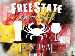 FreeState Beer, Wine & Seafood Festival @ Linganore Winecellars