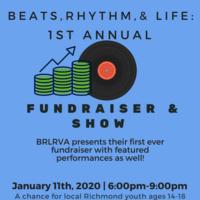 Beats, Rhythm, & Life: Fundraiser & Show