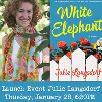 Julie Langsdorf Paperback Launch Party