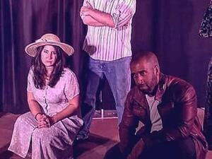 Belle! An improvised comedic Tennessee Williams play