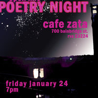 Poetry Night @ Zata