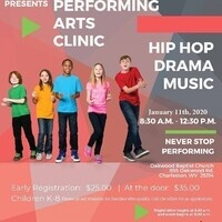 Children's Performing Arts Clinic