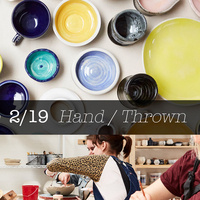 RVA Makers February Meetup at Hand/Thrown