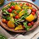Healthy Snacks and Guacamole