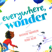 Book Discussion: Everywhere, Wonder