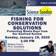 Science Sunday - Fishing for Conservation Solutions: Protecting Manta Rays from Our Seafood System