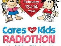 Cares for Kids Radiothon