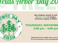 Texas Arbor Day