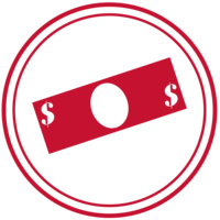 red money icon