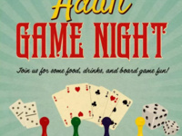 Game Night at the Rogers Memorial Library