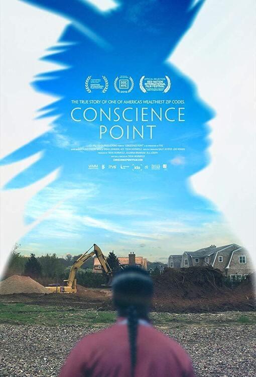 Conscience Point by Treva Wurmfeld