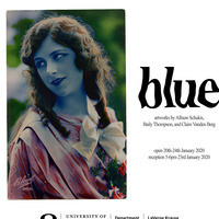 "Reception: ""Blue"" at LaVerne Krause Gallery"