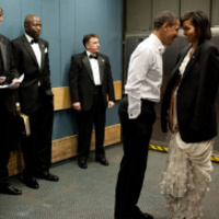 Library Exhibit: Obama: An Intimate Portrait | LTS
