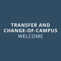 Transfer and Change-of-Campus Welcome Meeting