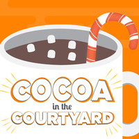 Cocoa in the Courtyard