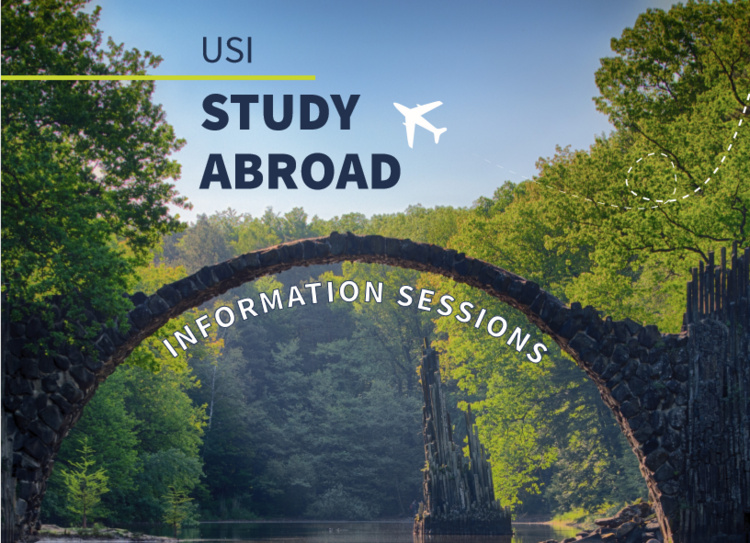 Study Abroad Information Session at Business and Engineering Center