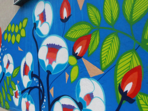 Institutional Colors in my Neighborhood: The Challenge of Graffiti Art