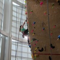 Intro to Climbing and Belaying