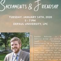 Sacraments and Friendship
