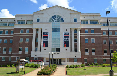 Chapter Meeting for American Marketing Association at Auburn University