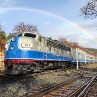 CANCELED - Weekend Scenic Saturday Train