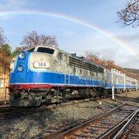 Weekend Scenic Sunday Train