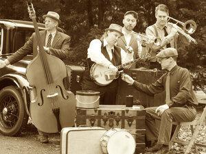 Eddie Owen Presents: Tray Dahl & The Jugtime Ragband