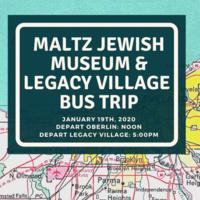 Maltz Museum of Jewish Heritage and Legacy Village
